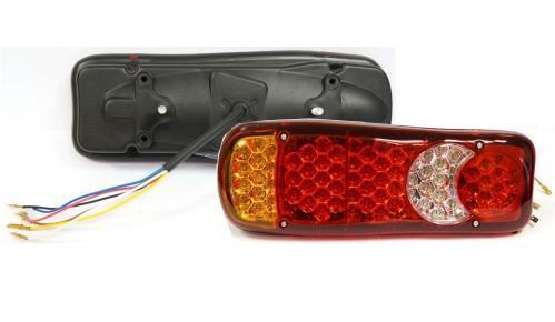 Фонарь задний левый светодиодный с кабелем