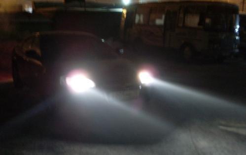 автомобильные лампы повышенной мощности